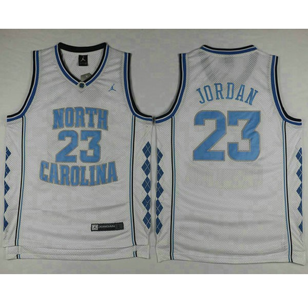 Nike NBA球衣 北卡白