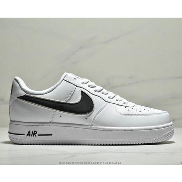 Nike Air Force 1 07 空軍一號經典百搭板鞋 白灰 男女款