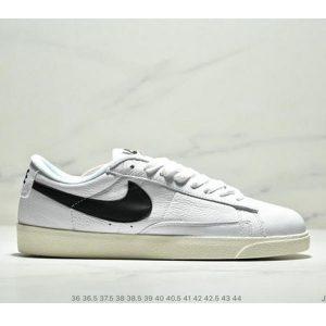 e22ada87c082acb2 300x300 - Nike Blazer Low PRM 開拓者休閒運動板鞋 情侶款 白黑
