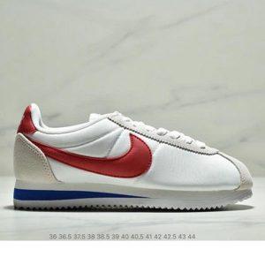 e9c4fccd7b958942 300x300 - Nike Classic Cortez Betrue 阿甘 復古跑鞋 情侶款 白灰紅