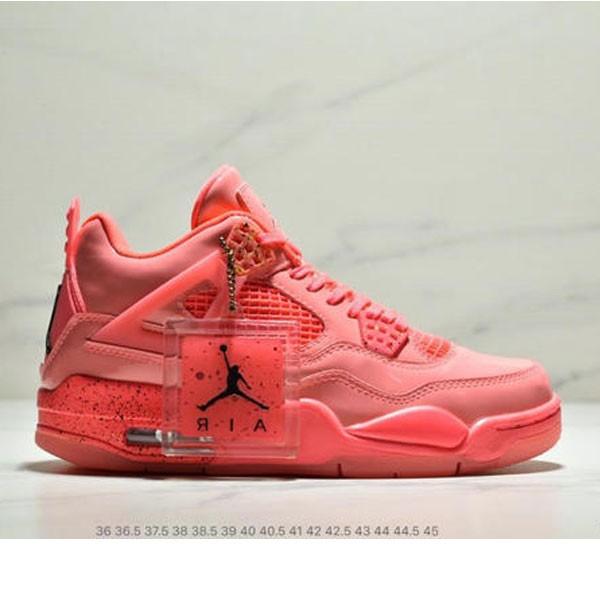 NIKE Air Jordan 4 Retro NRG AJ4喬4 粉紅糖果 情侶款