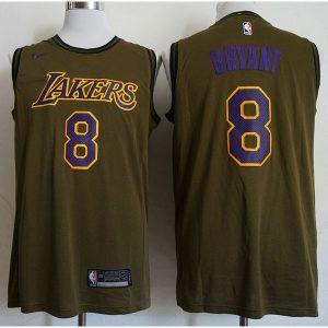 eae5201aa7360ba9 300x300 - Nike NBA球衣 湖人8軍綠