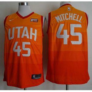 ee6a2afa3e9f65b4 300x300 - Nike NBA球衣 爵士45城市版 紅色