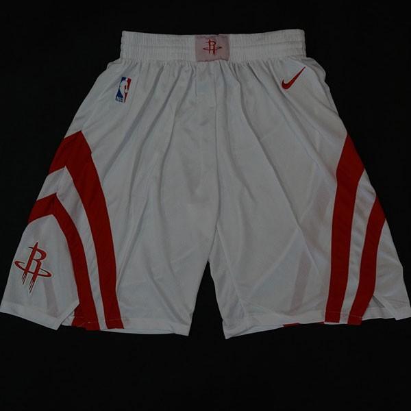 Nike NBA球衣 球褲火箭白