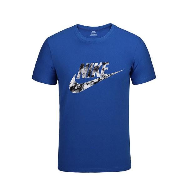 f1a8096b211f64d0 - NIKE 跑步 短袖t恤 情侶款 圓領 莫代爾棉 打底衫 修身 簡約 上衣服