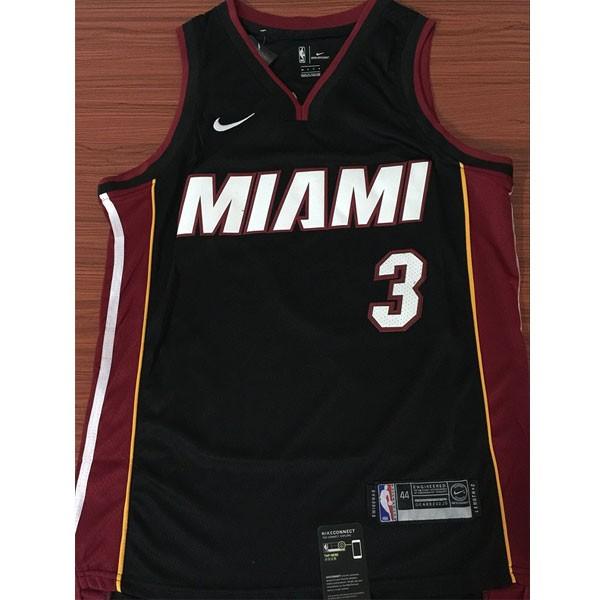Nike NBA球衣 熱火3