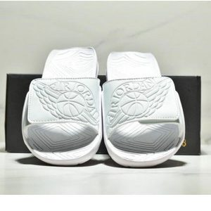 f38ddc23c3b82ff0 300x300 - NIKE Air Jordan Hydro AJ7 7代 魔術氈 運動拖鞋 情侶款 白色