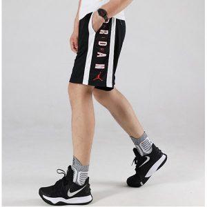 f6c6564c317550f9 300x300 - Nike 男褲2019春季新款運動褲AJ籃球訓練五分褲短褲 黑白