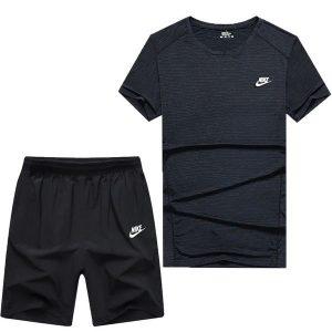 f7f46eaab0dba2c5 300x300 - NIKE 運動 套裝 男短 套夏 薄款 跑步 健身  夏天運動衣