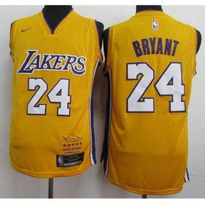 f857e6f7a8e1259e 300x300 - Nike NBA球衣 湖人24紀念版  黃色