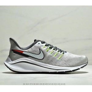 f99fafa7b2722780 300x300 - Nike Air Zoom Vomero 14代 內建4/3氣墊 馬拉鬆拉線緩震運動跑步鞋 情侶款 灰熒光綠黑
