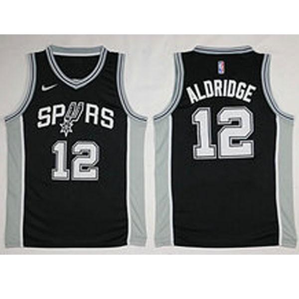 Nike NBA球衣 馬刺