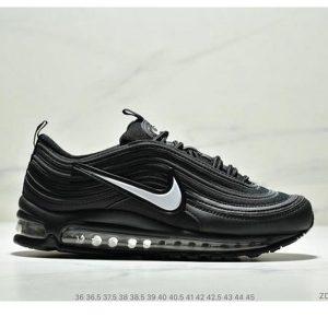fcbf4eb7c23c70e9 300x300 - Nike Air Max 97 大勾子彈復古全掌氣墊休閒運動鞋 情侶款 黑白