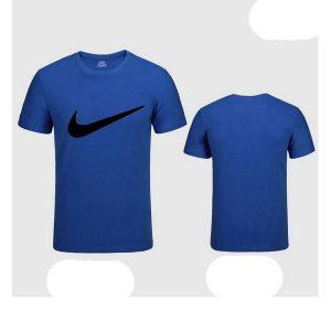 fd13e99e7604cff0 300x300 - NIKE 跑步 短袖t恤 情侶款 圓領 莫代爾棉 打底衫 修身 簡約 上衣服