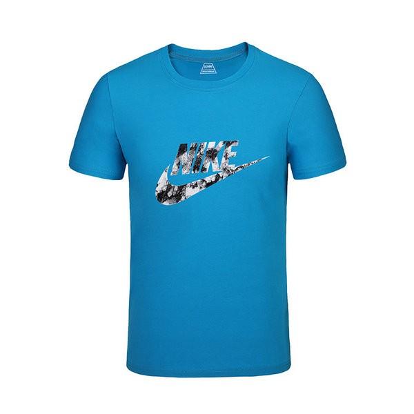 fdd02657283549cb - NIKE 跑步 短袖t恤 情侶款 圓領 莫代爾棉 打底衫 修身 簡約 上衣服