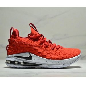fe3f8549e77fdf3e 300x300 - NIKE LEBRON XV LOW EP 詹姆斯15代 魚鱗片氣墊籃球鞋 男款 紅黑